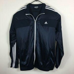 Adidas Clima 365 Men Climalite Zip Up Track Jacket